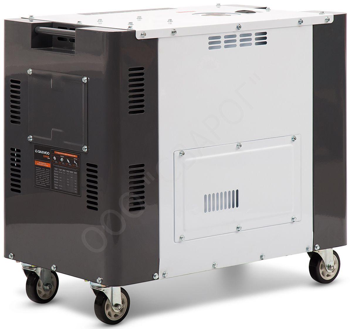 электрическая схема угб-5000 e/ats skat
